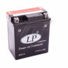 YTX7L-BS 12V/6AH DIN50614 Landport AGM Batterie 113x70x130mm