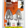Lampa Focal Blinker Set - 21W, Chrom